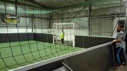 Les filles au foot en salle - FOOTBALL CLUB VALLEE DE LA DORDOGNE