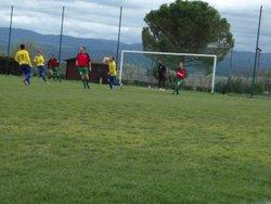 Match de la une contre Arzens en championnat - FC Villedubert