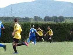 Match de l'équipe 1 le 30 avril contre Conques sur Orbiel à Villedubert - FC Villedubert