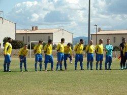 Match de coupe Lopez à Ventenac Cabardes le 10 septembre 2017 - FC Villedubert