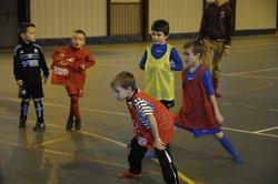Un aprés-midi au gymnase (u 7 - u9 -u11) à Montfort - FOOTBALL CLUB VAL DE RISLE