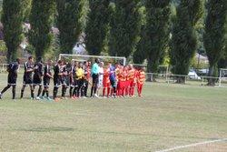 FC VAL DE RISLE 1ERE / VAL DE REUIL 1.2 MATCH DE COUPE DE FRANCE - FOOTBALL CLUB VAL DE RISLE