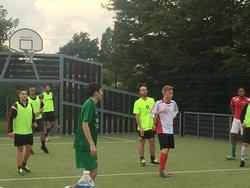 Entrainement City stade de Fillé 26/07 - Fillé Sport