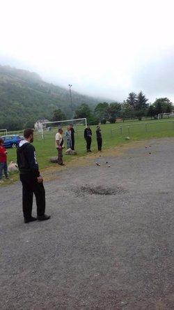 Concours de pétanque (24/06/2017) - Football Loisirs Campan