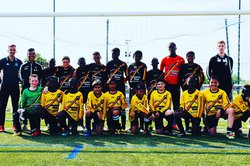 Tournoi de Montesson U12/U13 - AS FONTENAY-LE-FLEURY FOOTBALL