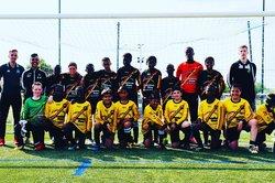 Tournoi de Montesson U12/U13 - AS FONTENAY-LE-FLEURY FOOTBALL