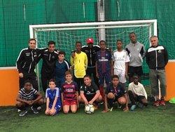 U12/U13 (2017-18) - AS FONTENAY-LE-FLEURY FOOTBALL