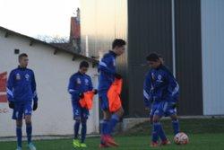 Match contre U16/U18 Ruffec - U16/U18 VINDELLE