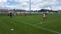 ASCA U13: ASCA - GAZELEC 20 mai 2017 - Association Sportive de la Chapelle Saint-Aubin