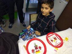 Journée du 21.01.2018 Voeux de bonne année et remise des cadeaux - Football Club Montastruc