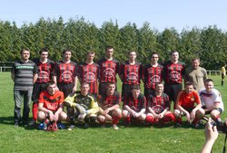 Seniors 2011 - Football Club Pays Bellêmois