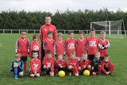 Equipe U9  2016 - Football Club Pays Bellêmois