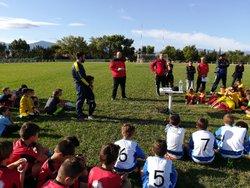 Journée d'accueil U11 Villeneuve de la Raho - Football Club Villeneuve de la Raho (FCVR)
