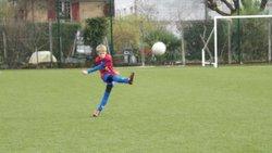 2ème tour de coupe de la Dordogne U11 à TRELISSAC le 13 décembre 2014 - Ecole de foot FOOTHISLECOLE
