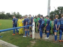 Dernier match de la saison à COURS DE PILE - Ecole de foot FOOTHISLECOLE