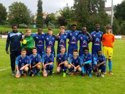 Coupe de la Dordogne U18 : 1er tour