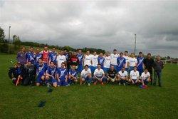 FSG II - ESCO - 12 Octobre 2014 - Football Sud Gessien