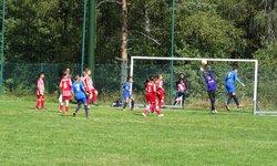 U13 FSL contre Bessèges/St Ambroix. 24 septembre 2016. - FOOTBALL SUD LOZERE