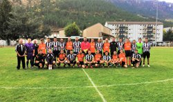 Séniors FSL contre Le Buisson. 15 octobre 2017. - FOOTBALL SUD LOZERE