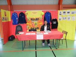 Forum des Associations 2014 - Association Foot en salle Lensois d'Envermeu
