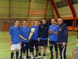 Organisation de notre Tournoi annuel de foot en salle (2014) - Association Foot en salle Lensois d'Envermeu