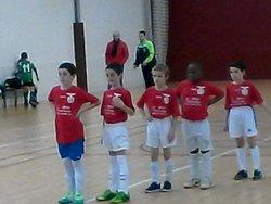 Mes petits U7 - Futsal Ezy sur Eure