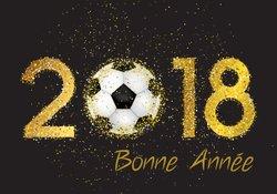 BONNE ANNÉE 2018 PLEINE DE BONHEUR