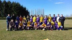 Match Amical U13/U15 - GATI-FOOT