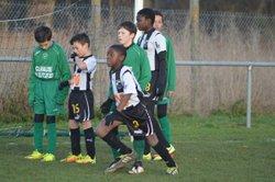 U13B contre Pays de Bières - GATINAIS VAL DE LOING FC