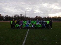 Seniors 1 contre INTER LOING - GATINAIS VAL DE LOING FC