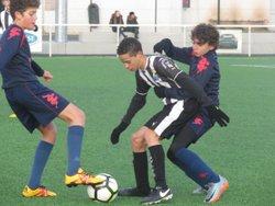 Roissy en Brie - U14 - GATINAIS VAL DE LOING FC