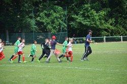 CHALLENGE DISTRICT: EJA U10 - YVRE L'EVEQUE - Entente Jeunes Antonniere