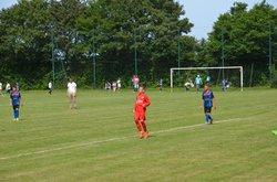 Tournoi de Ballon U11 :Match de Classement 3/4 Places EJA U10 - BONNETALE ( 1 - 0 ) - Entente Jeunes Antonniere