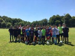SUITE/Photos du dernier entraînement avec Bastien...Saison 2016/2017... - GJ Du Lié Plémet