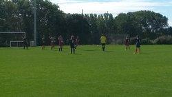 GJ U18 Féminine contre Essard/St George , Victoire 12 à 0 - GJ OLONNE-CHATEAU