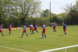 GJ U18 Féminine contre Challans , Défaite 6 à 1 - GJ OLONNE-CHATEAU