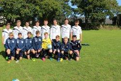 U15 Match amical Pont-De-Buis Cranou - GJ Pays Glazik