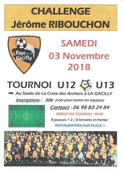 Challenge Jérôme Ribouchon 2018