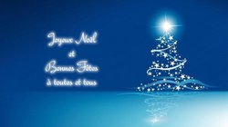 Bonnes fêtes de fin d'année - Groupement jeunes Coeur de Lanvaux