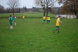 14/12/2014 - GLAINE / VERTAIZON - AL GLAINE-MONTAIGUT FOOTBALL