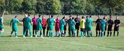 15-10-2017 -  Glaine / Saint Maurice es Allier - AL GLAINE-MONTAIGUT FOOTBALL