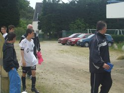 moins 13(1) : match à Plobannalec - Groupement des Jeunes de l'Aulne