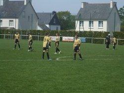 Moins 13(1) -Treboul /match retour - Groupement des Jeunes de l'Aulne