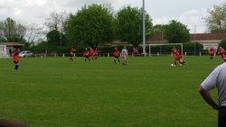 Match Séniors contre Bourgeais - GUE DE SENAC FOOTBALL CLUB