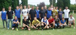 Saison 2014 / 2015 - Union Sportive de Guîtres Football