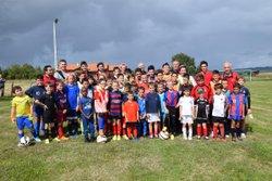 Rentrée de l'école de foot le samedi 9 septembre 2017 - ENTENTE SPORTIVE GUIZERIX PUNTOUS