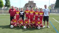 Coupe nationale U13 samedi 10 sept - U.A.S. Harnes