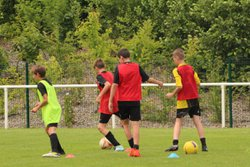 Finale de la coupe brevenne U15 du 10 juin 2018 - HAUTE BREVENNE FOOTBALL