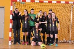FINALES FUTSAL U16F et U18F A BUEIL (5/02/17) - HERCULES FUTSAL CLUB