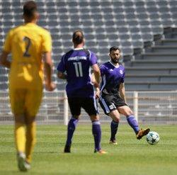 Régional 1 : Quelques images de la dernière rencontre de championnat face au Istres FC - Hyeres FC